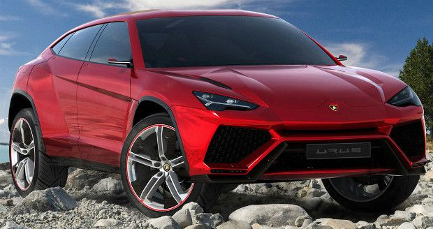 Lamborghini Urus, SUV concept