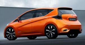 Nissan Invitation Concept, surpreendentemente agradável