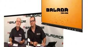O Programa via web, TV Baladacar mudou e mudou para melhor