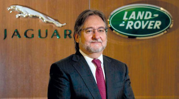 Flavio Padovan, presidente da ABEIVA e da Land Rover