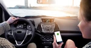 Sistema interativo da Ford permite controlar apps através do carro