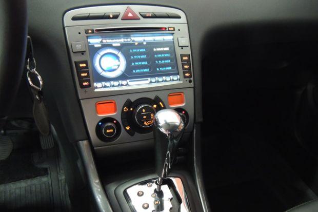 sistema de som do Peugeot 308