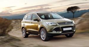 Ford KUGA – Cada vez mais  perto do Brasil