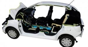 Novidade entre híbridos, SUV é movido a ar comprimido e gasolina