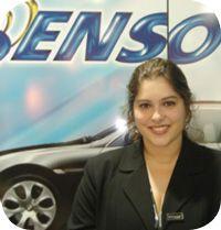 Silvia Bitente, gerente de Marketing da Sensocar