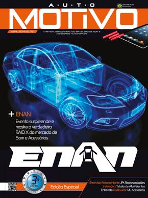 Capa da Edição 79 da Revista AutoMOTIVO