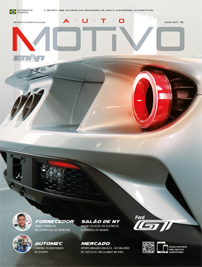 Capa da edição 116 da Revista AutoMOTIVO