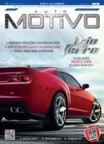 Capa da edição 52 da Revista AutoMOTIVO