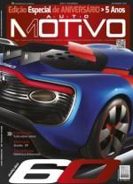 Capa da edição 60 da Revista AutoMOTIVO