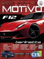 Capa da edição nº 65, de Fevereiro de 2013, da revista AutoMOTIVO
