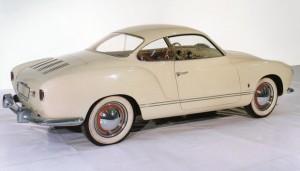 Primeiro protótipo do Karmann-Ghia coupé