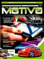 Capa da edição 02 da Revista AutoMOTIVO