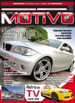 Capa da edição 03 da Revista AutoMOTIVO