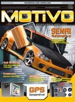 Capa da edição 05 da Revista AutoMOTIVO