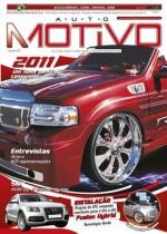 Capa da edição 40 da Revista AutoMOTIVO