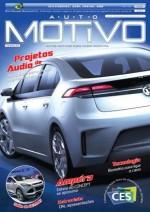 Capa da edição 41 da Revista AutoMOTIVO