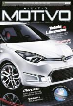 Capa da edição 42 da Revista AutoMOTIVO