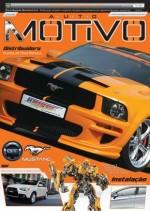 Capa da edição 45 da Revista AutoMOTIVO