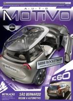 Capa da edição 47 da Revista AutoMOTIVO