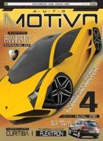 Capa da edição 49 da Revista AutoMOTIVO