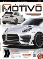 Capa da edição 56 da Revista AutoMOTIVO