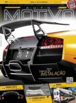 Capa da edição 58 da Revista AutoMOTIVO