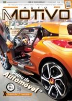 Capa da edição 62 da Revista AutoMOTIVO