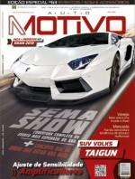 Capa da edição 63 da Revista AutoMOTIVO