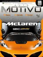 Capa da edição 64 da Revista AutoMOTIVO
