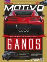 Capa da edição 72 da revista AutoMOTIVO, especializada em som e acessórios automotivos