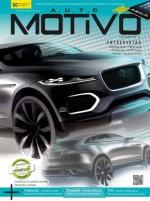 Capa da edição 74 da revista AutoMOTIVO, especializada em som e acessórios automotivos