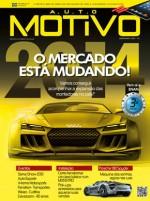 Capa da edição 75 da revista AutoMOTIVO, especializada em som e acessórios automotivos