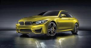BMW M4 Concept Coupé – o charme discreto de um alemão nascido para ser rápido