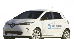 Veículos elétricos da Renault passam a circular no Brasil