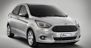 Ford lança Ka Concept – Veja como ficou