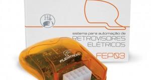 Auxiliar retrovisor FEP 03 da Flexitron