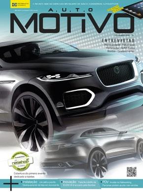 Capa da edição 74 da Revista AutoMOTIVO