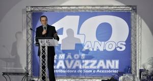 Distribuidora Irmãos Cavazzani completa 40 Anos com festa