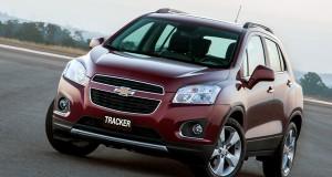 O novo Chevrolet  TRACKER chegou