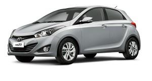 Hyundai anuncia mudanças na família HB20 para 2014
