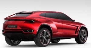 Lamborghini confirma produção de SUV Urus para 2017