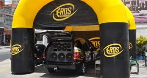 M1 Acessórios Automotivos lança novo carro show para competições e eventos