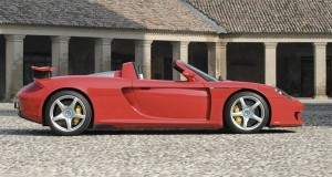 Veloz e Furioso – Conheça o Porsche Carrera GT