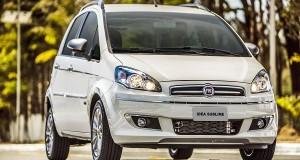 Fiat lança série especial do Idea com novos itens e acessórios