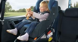 Inmetro publica regras do Isofix em cadeirinhas infantis