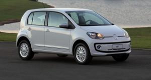 Volkswagen divulga foto oficial do UP! brasileiro