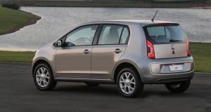 Volkswagen divulga preços do UP!