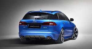 Jaguar apresenta perua XFR-S SportBrake. Veja fotos