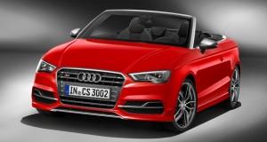 Audi apresenta o S3 Cabriolet, antecipando lançamento de Genebra