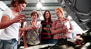 Volkswagen abre inscrições para curso de mecânica para mulheres